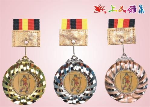 SY-I258金銀銅獎牌