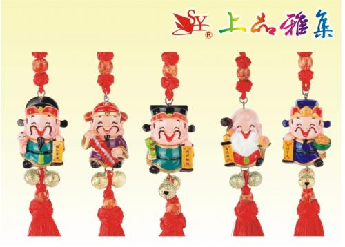 SY-J02福祿壽喜財吊飾