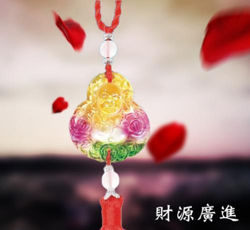 SY-J15財源廣進(琉璃吊飾)