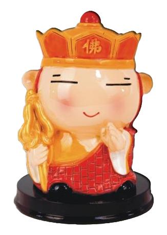 SY-J33唐僧公仔