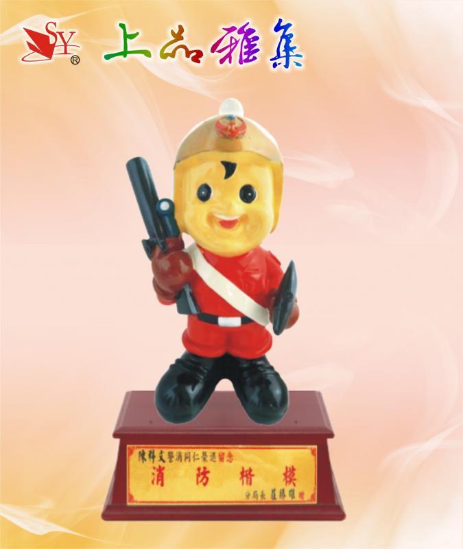 SY-J48 消防公仔