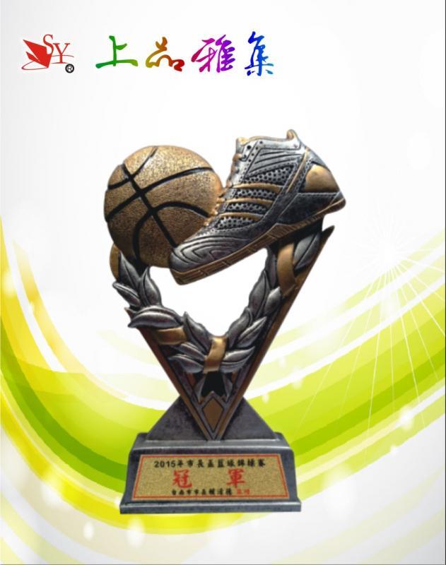 SY-Z10 籃球獎座