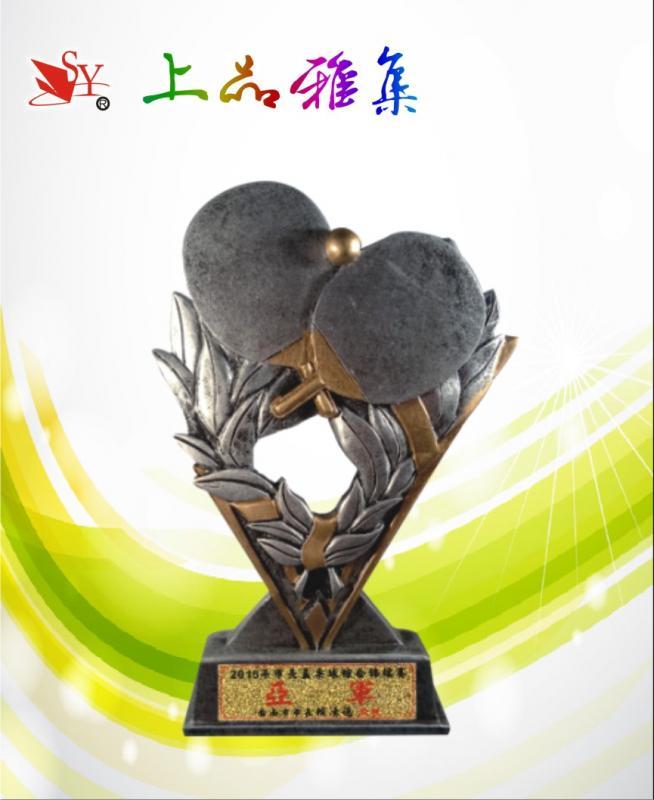 SY-Z12 桌球獎座